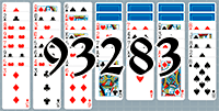 Solitaire №93283