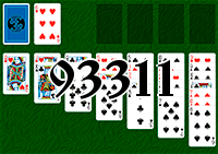 Solitaire №93311
