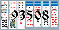 Solitaire №93508