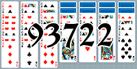 Solitaire №93722