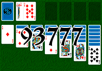 Solitaire №93777
