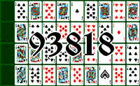 Solitaire №93818