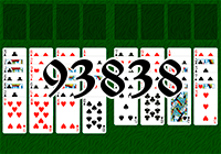 Solitaire №93838