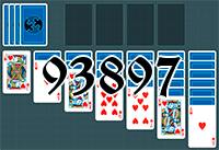 Solitaire №93897