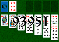 Solitaire №93951