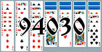 Solitaire №94030