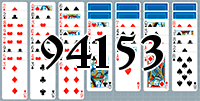 Solitaire №94153