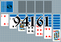 Solitaire №94161