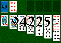 Solitaire №94225