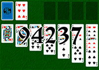 Solitaire №94237