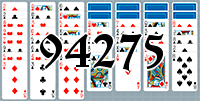 Solitaire №94275