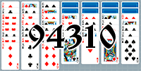 Solitaire №94310