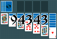Solitaire №94343