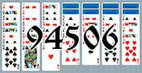 Solitaire №94506