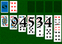 Solitaire №94534