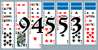 Solitaire №94553