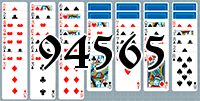 Solitaire №94565