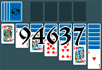 Solitaire №94637