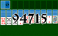 Solitaire №94715