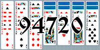 Solitaire №94720