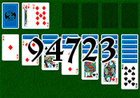 Solitaire №94723