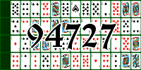 Solitaire №94727