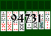 Solitaire №94731