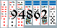 Solitaire №94862