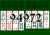 Solitaire №94972