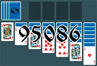Solitaire №95086