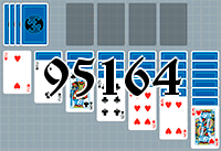Solitaire №95164