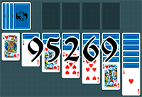 Solitaire №95269
