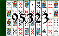 Solitaire №95323