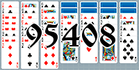 Solitaire №95408