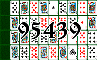Solitaire №95439