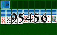 Solitaire №95456
