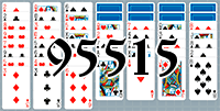 Solitaire №95515
