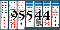 Solitaire №95544