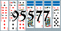 Solitaire №95577