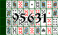 Solitaire №95631