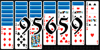 Solitaire №95659
