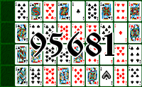 Solitaire №95681