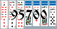 Solitaire №95700
