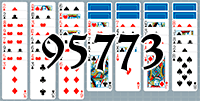 Solitaire №95773