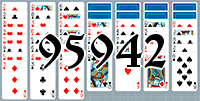 Solitaire №95942