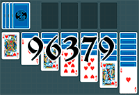 Solitaire №96379