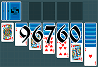 Solitaire №96760