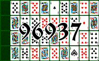 Solitaire №96937