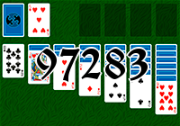 Solitaire №97283