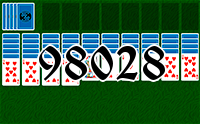 Solitaire №98028